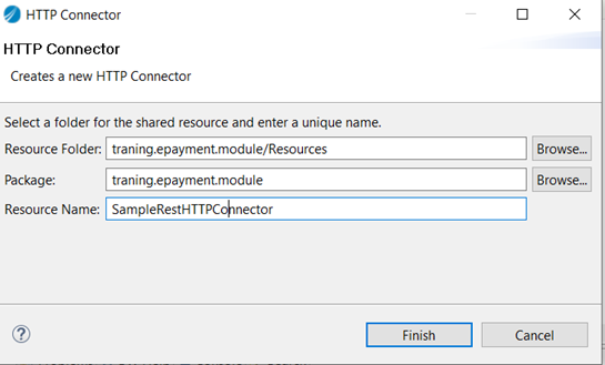 http configuration bw6