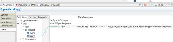 input configuration bw 6